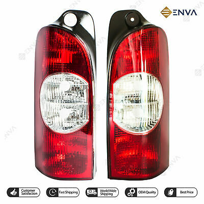 Renault Master IV 2004-2009 Pair (Right & Left Side) Rear Tail Stop Light Lamp