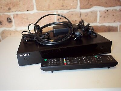 Sony SVR-HDT1000 Twin HD Tuner Box 1TB HDD Recorder