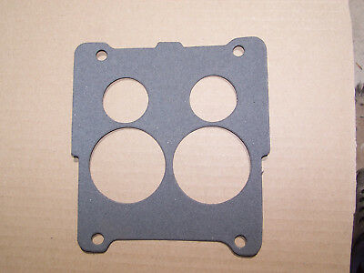 """Carter THERMOQUAD carb BASE GASKET .030"""" (0.75mm) material  NOS"""