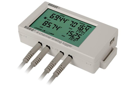4-Channel Analogue Data Logger - UX120-006M