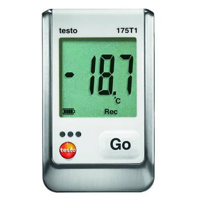 1-Channel Temperature Data Logger Set with Internal Sensor - 0572 1751