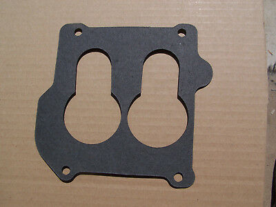 """Carter THERMOQUAD manifold to EGR plate GASKET .030"""" (0.75mm) material  NOS"""