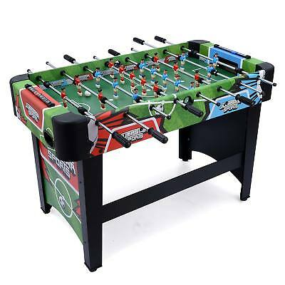 JumpStar 4ft Stadium Football Table Full Size Tournament Design Footy Game