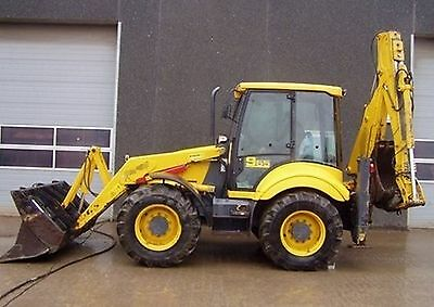Case 750 - 760 - 860 - 960 - 965  Backhoe Loader Workshop Manual