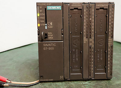 9460 Siemens S7-300 Cpu 314C-2Dp Compact Cpu With Mpi 6Es7 314-6Cg03-0Ab0