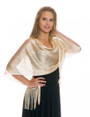 Sheer Bridal Scarfs for Prom, Weddings, Party Evening Dresses - Shawls and Wraps