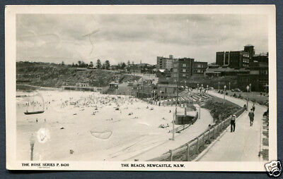 Australia, Nsw,newcastle, The Beach,wob,rose Rp P.8430,