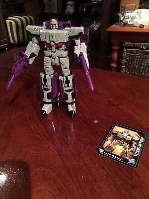 Transformers Titans Return Hasbro Astrotrain