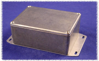 Hammond 1590 Enclosure Flanged Boxes All Sizes Stocked Diecast Aluminium Box