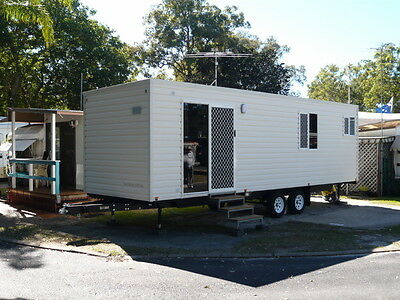 New 1 or 2 Bedroom, Towable, Relocatable, Granny Flat, Tiny House...$192 / Week