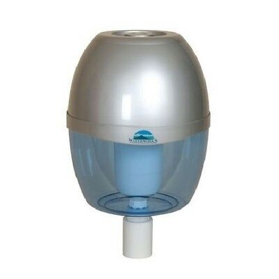 Self Fill Bottle for Water Cooler Tower - Filtered SFB-3 & Active Carbon Filter
