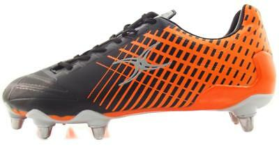 Gilbert Pro-fly Adults Black/orange Boots