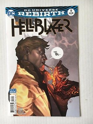 DC Comics:  The Hellblazer #11 Variant Cover (2017) - BN - Bagged and Boarded