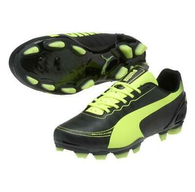 Puma Evospeed 5.2 Fg Black/Yellow Adults Boots