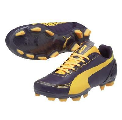 Puma Evospeed 5.2 Fg Purple/Orange Adults Boots