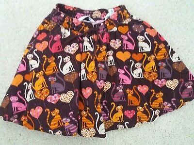 girls age 3-4 h&m skirt needle point cord and lined  autumn/  winter