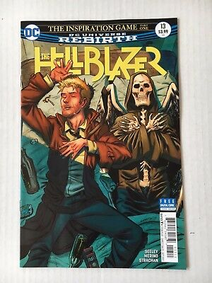 DC Comics:  The Hellblazer #13 (2017) - BN - Bagged and Boarded