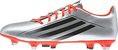 Adidas Rs7 Trx Sg 4.0 Adults Silver/Black/Solar Red Boots