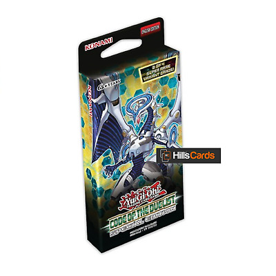 Yu-Gi-Oh: Code of the Duelist Special Edition - Sealed Booster Pack of 29 Cards