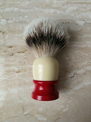 Ever Ready C40 shaving brush badger silvertip