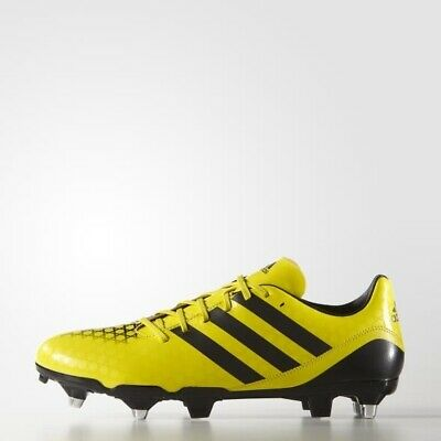 Adidas Incurza Sg Adults Black/Yellow Boots