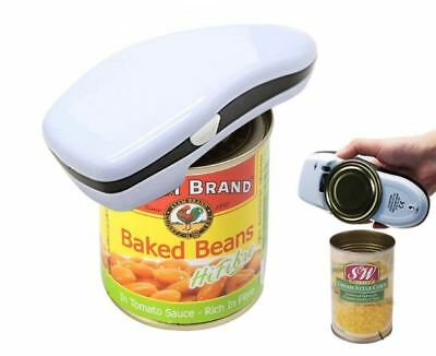 Electric Can Opener New Generation Smooth Edge Automatic Opener Restaura Tool