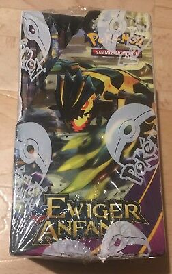 1 Pokemon 18er Booster Display XY07 Ewiger Anfang in deutsch => NEU & OVP