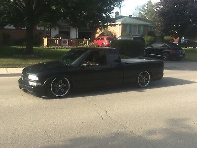 2002 Chevrolet S-10  2002 Chevy Lowrider S-10 Air Ride
