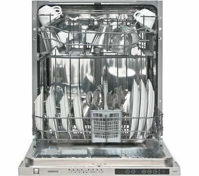 KENWOOD KID60S17 Full-size Integrated Dishwasher