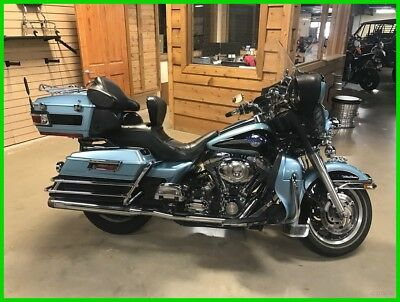 Touring  2007 Harley-Davidson Touring Electra Glide Ultra Classic Used