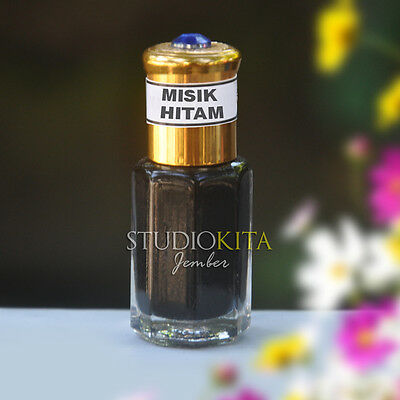 Pure Perfume Black Musk Oil 5ml Strong Aroma