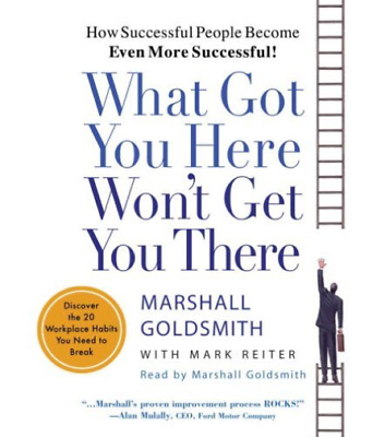 `Goldsmith, Marshall/ Golds...-What Got You Here Won`T Get Y (US IMPORT)  CD NEW
