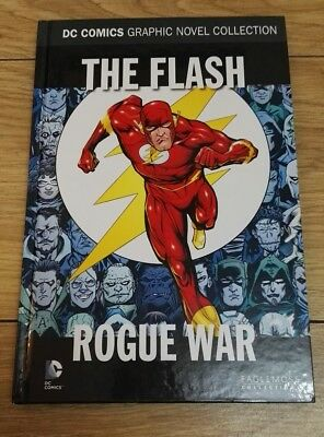 DC Comics Graphic Novel Collection issue/volume 39: The Flash - Rogue War