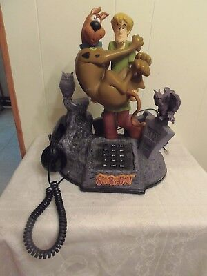 Scooby-Doo! Push Button Telephone