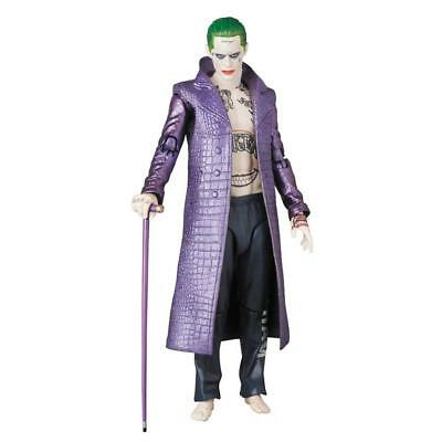 NEW Suicide Squad The Joker MAFEX Medicom Action Figure Jared Leto Collectible
