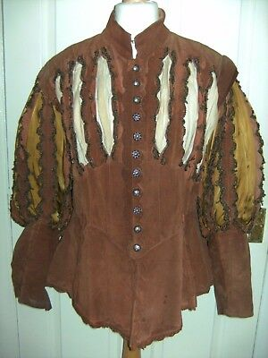 Mens THEATRICAL CAVALIER TUNIC BY THE ROYAL OPERA HOUSE THEATRE STAGE COSTUME