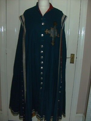 Mens Musketeer Film Worn Costume 'the Man In The Iron Mask' 1998 Film Worn
