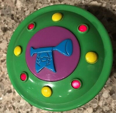Evenflo Castle Theme Ultra Exersaucer Lights Sounds Trumpet Toy Replacement Part