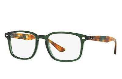 5fe5ec7a16 Authentic Ray Ban Eyeglasses RB 5353 5630 Opal Green Frames RX-ABLE 52mm