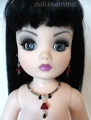"""OOAK 21"""" CISSY DOLL JEWELRY AntIqUE may fit other large fashion dolls - NO DOLL"""