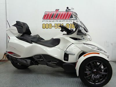 Can-Am Spyder RT-S SE6  2014 Can-Am Spyder RT-S SE6 Trike Touring 357 miles  Financing shipping