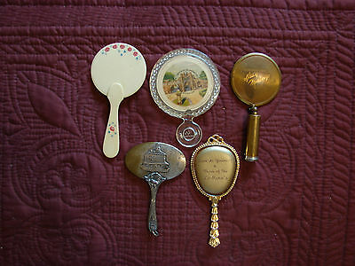 Chose From 5 Vintage ADVERTISING Mirrors