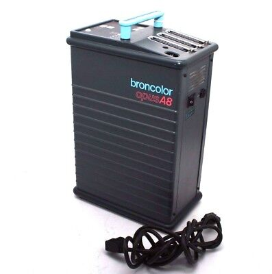 Broncolor Opus A8 Power Pack  25824
