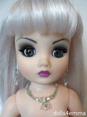 """OOAK DOLL JEWELRY for 21"""" CISSY and similar sized dolls MINT JULEP - NO DOLL"""