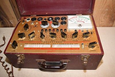 Hickok 800 Dynamic Mutual Conductance Tube Tester
