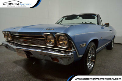 1968 Chevrolet Chevelle  FRAME OFF NUMBER MATCHING CAR! ABSOLUTELY STUNNING! NO DISAPPOINTMENTS!