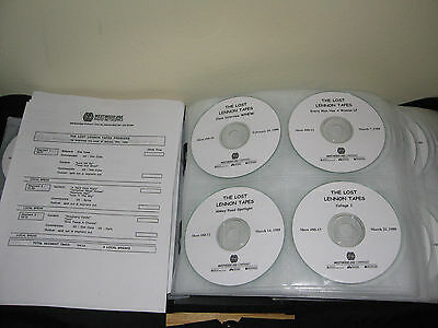 The Lost Lennon Tapes - Complete Original Collection - 222 CD's