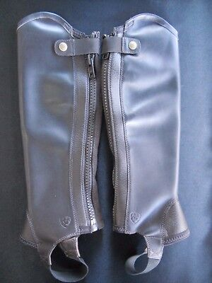 Ariat Concord Chaps (Smooth Chocolate Size Xs)