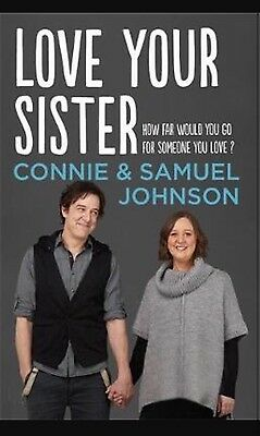 NEW Love Your Sister By Samuel Johnson Paperback Free Shipping