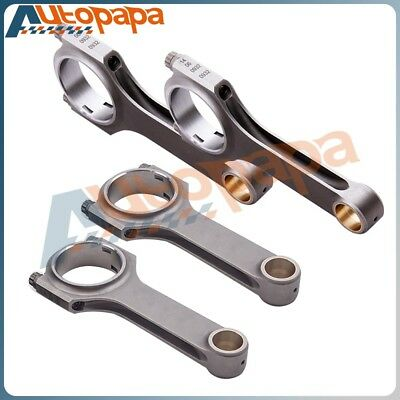 4pc Forged 4340 Connecting Con Rods for Kawasaki Ninja ZX11 ZZ-R110 ARP 111mm